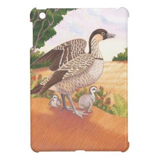 Sunrise Nene (Hawaiian Goose) Cover For The iPad Mini