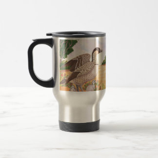 Sunrise Nene (Hawaiian Goose) Travel Mug