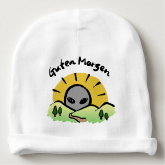 < Sunrise of extraterrestrial > Sunrise Alien Baby Beanie