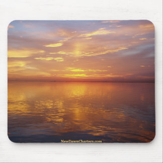 Sunrise on Biscayne Bay Mouse Pad