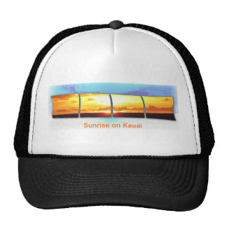 Sunrise on Kauai Trucker Hat