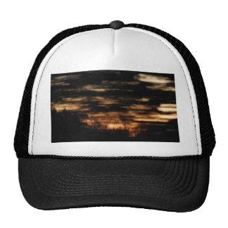 Sunrise on the go trucker hat