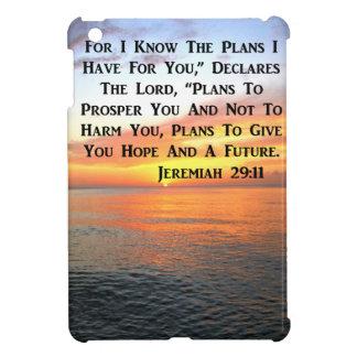 SUNRISE ON THE OCEAN PHILIPPIANS 4:13 SCRIPTURE iPad MINI CASES