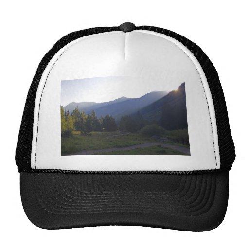 Sunrise on the Trail Mesh Hats
