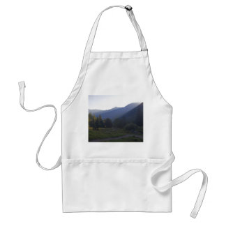 Sunrise on the Trail Standard Apron