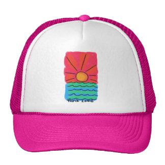 Sunrise on Torch Lake Trucker Hat