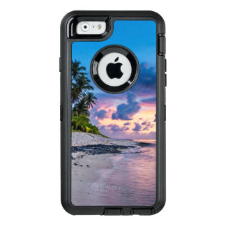 Sunrise on Tropical Beach OtterBox Defender iPhone