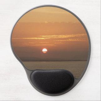 Sunrise over Aruba I Caribbean Seascape Gel Mouse Pad