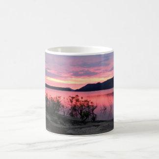 Sunrise over Greer's Ferry Lake Mug Coffee Cup