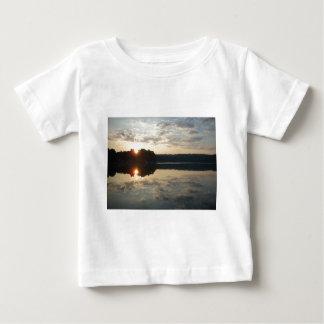 Sunrise over Lake Baby T-Shirt