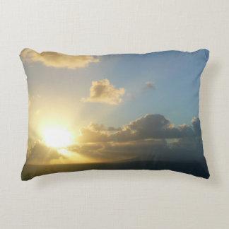 Sunrise over San Juan II Puerto Rico Accent Pillow