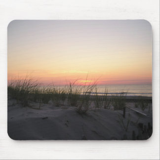 Sunrise over the Jersey Shore Mouse Pad