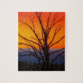 Sunrise Over Yellowstone National Park Design Puzzles