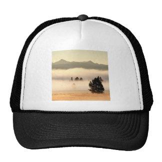 Sunrise Pelican Valley Yellowstone Wyoming Trucker Hats
