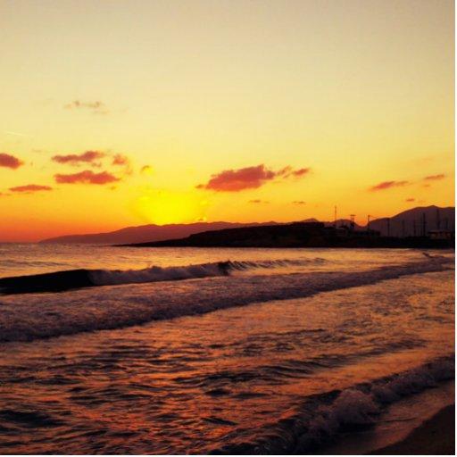 Sunrise Photo Cut Outs