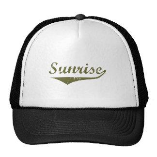 Sunrise  Revolution t shirts Trucker Hat