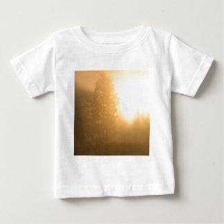 Sunrise Sapphire Mountains Montana Tee Shirt