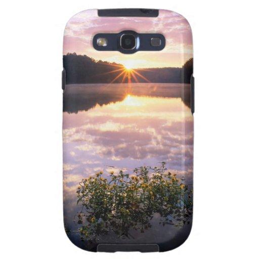 Sunrise Scenic Galaxy S3 Cover