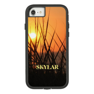 Sunrise Silhouette ifon8 Typography Personalized Case-Mate Tough Extreme iPhone 8/7 Case