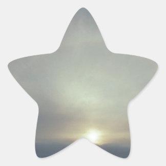 Sunrise Solar Ice Bow Water Lancaster Canada Star Sticker