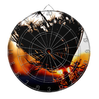 Sunrise Special Dartboard