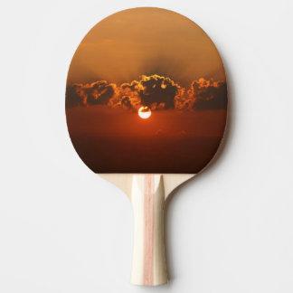 Sunrise Style Ping Pong Paddle