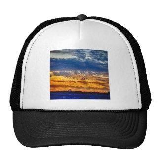 sunrise-sunset trucker hat