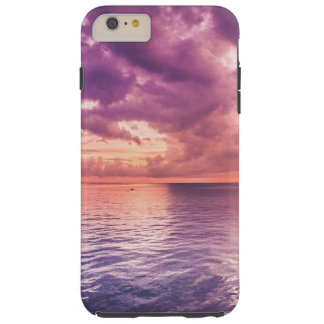 sunrise+sunset+landscape+seascape+photo,nature+art tough iPhone 6 plus case