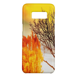 sunrise Sunset landscape tree silhouette Case-Mate Samsung Galaxy S8 Case
