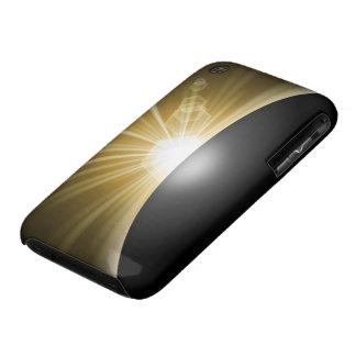 Sunrise Sunset Planet Case-Mate iPhone 3 Cases