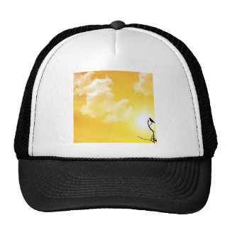 Sunrise Sunset Watch Trucker Hat