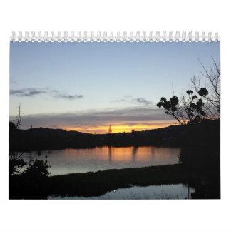 Sunrise & Sunsets Wall Calendars