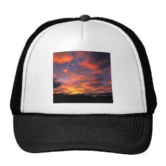 Sunrise Teklanika River Valley Denali Alaska Trucker Hat