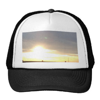 Sunrise through the Clouds Trucker Hat
