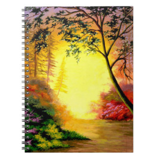 Sunrise Trail Notebook