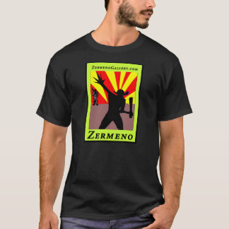 """Sunrise Warrior"" One Tshirt Designed by Zermeno"