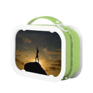 Sunrise Yoga Lunch Box