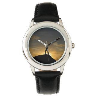 Sunrise Yoga Wrist Watch