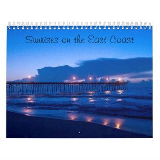 Sunrises Calendar
