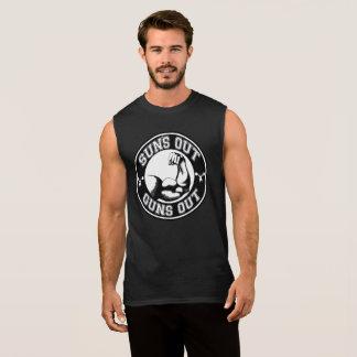 Sun's Out Guns Out Gear. Sleeveless Shirt
