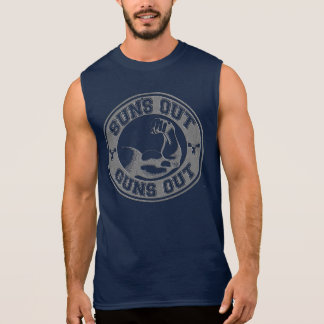 SUNS OUT GUNS OUT SHIRTS BY EKLEKTIX