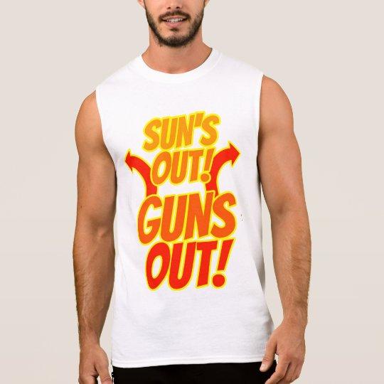 Sun's Out Guns Out Sleeveless T-Shirt