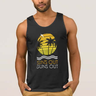 Sun's Out Guns Out Suns Tanks