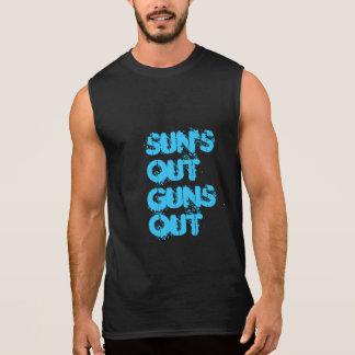 Suns Out Sleeveless T-shirt