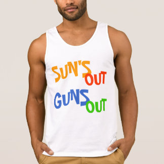 Sun's Out Tank Top