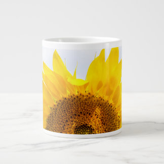 Sun's Up Sunflower Mug
