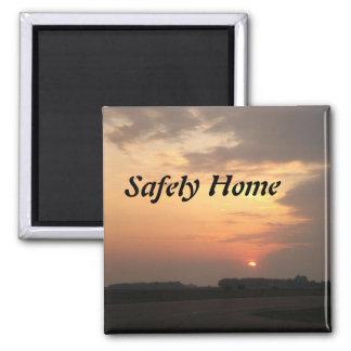 sunset3, Safely Home Magnet