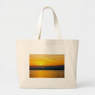 Sunset 01 Digital Art - Bag