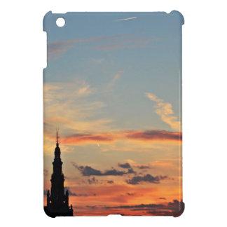 sunset-1643769 iPad mini cover