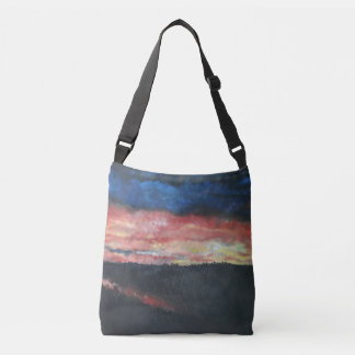 Sunset 1 Cross Body Bag